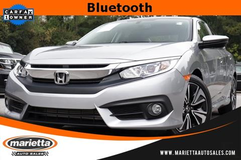 2017 Honda Civic for sale in Marietta, GA