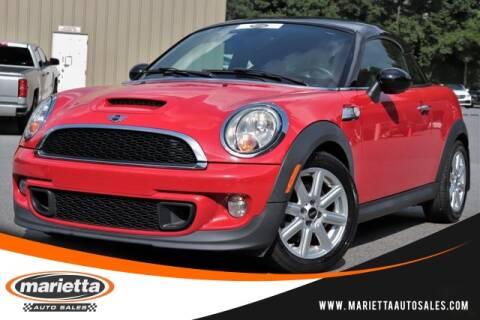 2013 MINI Coupe for sale in Marietta, GA
