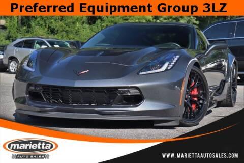 Corvette For Sale In Ga >> 2017 Chevrolet Corvette For Sale In Marietta Ga