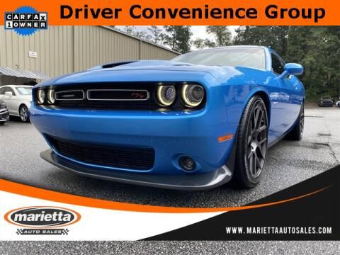 2019 Dodge Challenger for sale at Marietta Auto Sales in Marietta GA