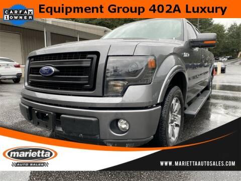 2013 Ford F-150 for sale at Marietta Auto Sales in Marietta GA