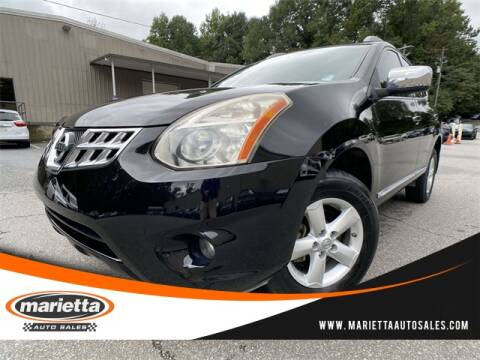 2013 Nissan Rogue for sale at Marietta Auto Sales in Marietta GA