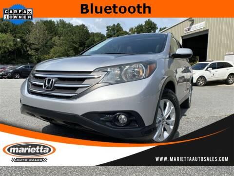 2013 Honda CR-V for sale at Marietta Auto Sales in Marietta GA