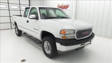 2001 GMC Sierra 2500HD for sale in Junction City, KS