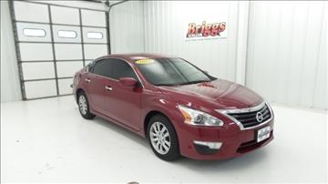 2015 Nissan Altima for sale in Junction City KS