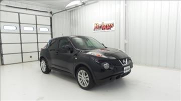 2012 Nissan JUKE for sale in Junction City KS
