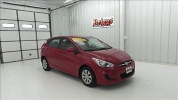 2015 Hyundai Accent for sale in Junction City, KS