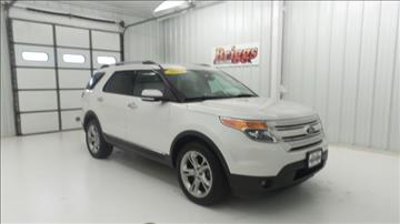 2013 Ford Explorer for sale in Junction City KS