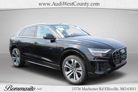 2019 Audi Q8 for sale in Ellisville, MO