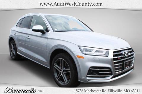 2019 Audi SQ5 for sale in Ellisville, MO