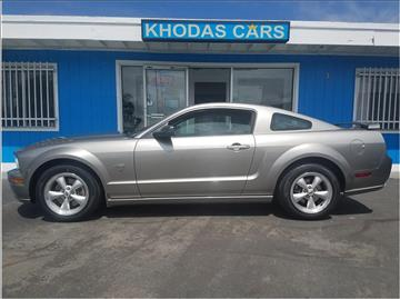 2009 Ford Mustang for sale at Khodas Cars in Gilroy CA