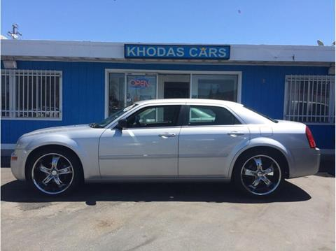 2005 Chrysler 300 for sale at Khodas Cars in Gilroy CA