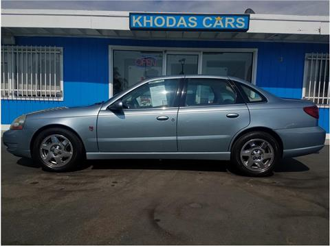 2003 Saturn L-Series for sale at Khodas Cars in Gilroy CA