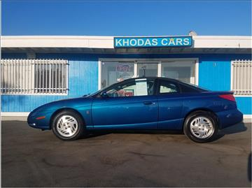 2001 Saturn S-Series for sale at Khodas Cars in Gilroy CA