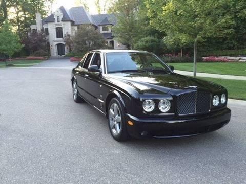 2007 Bentley Arnage