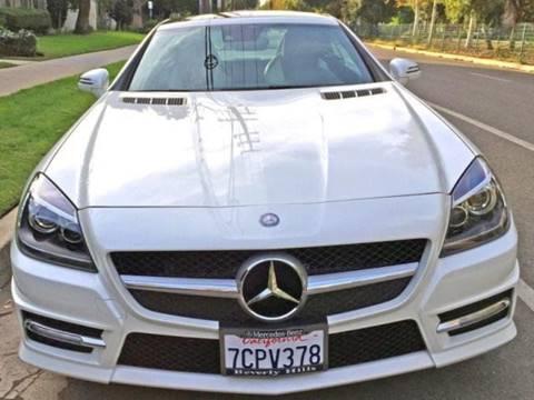 2014 Mercedes-Benz SLK