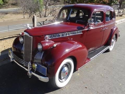 1940 Packard Caribbean
