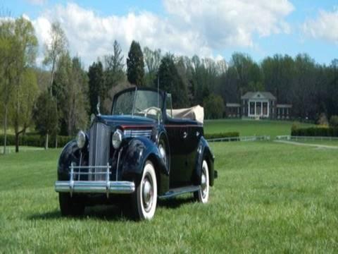 1939 Packard Clipper