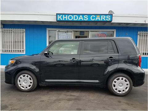 2015 Scion xB for sale at Khodas Cars in Gilroy CA