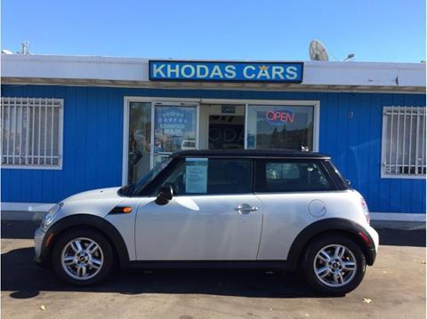 2011 MINI Cooper for sale at Khodas Cars in Gilroy CA