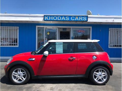 2007 MINI Cooper for sale at Khodas Cars in Gilroy CA