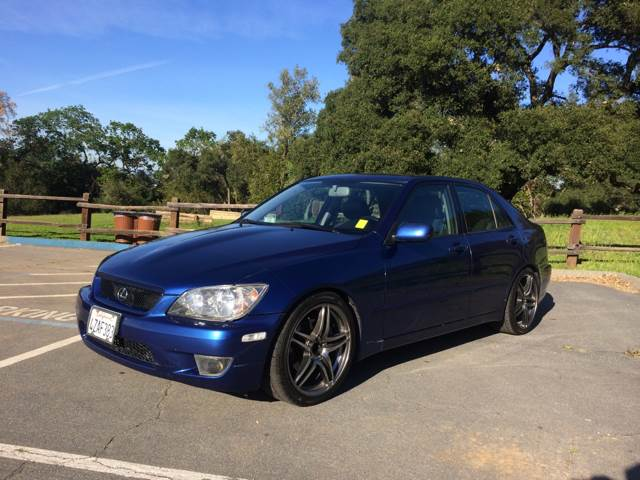 2002 Lexus IS 300 for sale at Khodas Cars in Gilroy CA
