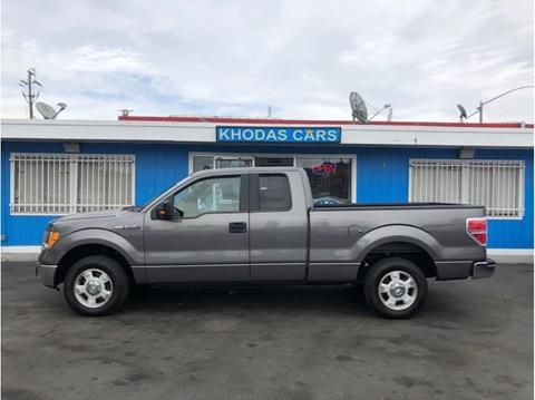 2010 Ford F-150 for sale at Khodas Cars in Gilroy CA