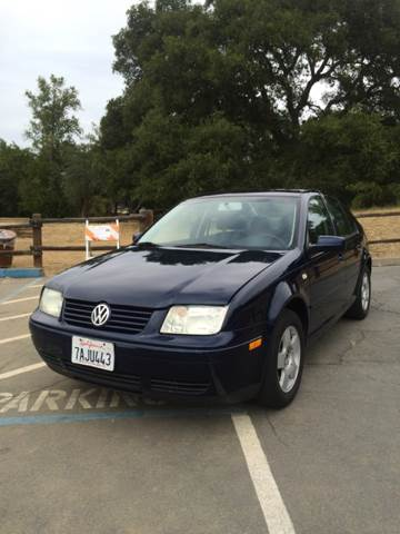 2002 Volkswagen Jetta for sale at Khodas Cars in Gilroy CA