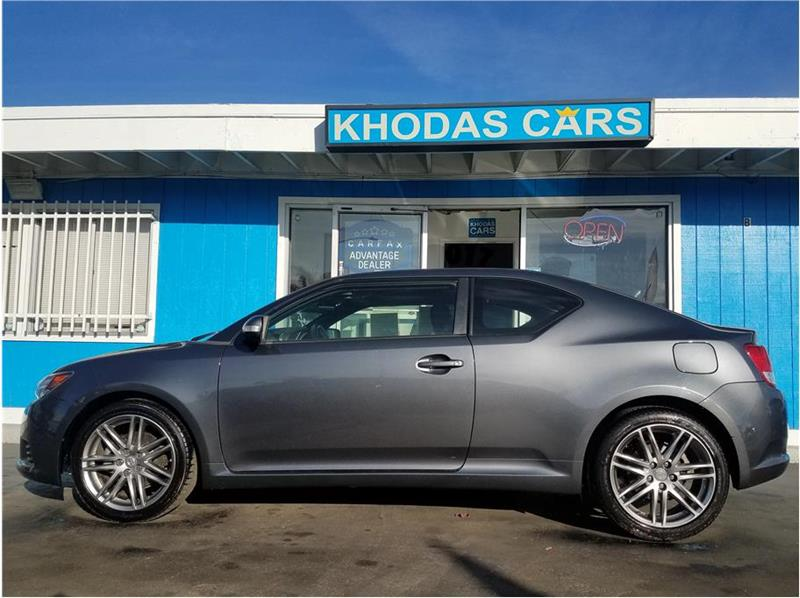 2011 Scion Tc In Gilroy Ca Khodas Cars