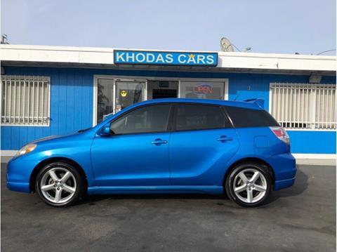 2007 Toyota Matrix for sale at Khodas Cars in Gilroy CA