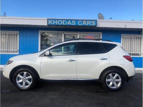 2010 Nissan Murano for sale at Khodas Cars in Gilroy CA