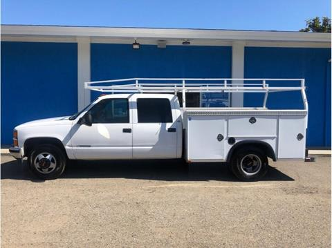 1998 Chevrolet C/K 3500 Series for sale in Gilroy, CA