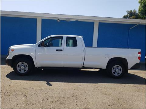 2017 Toyota Tundra for sale at Khodas Cars in Gilroy CA