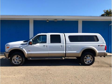 2011 Ford F-350 Super Duty for sale at Khodas Cars in Gilroy CA