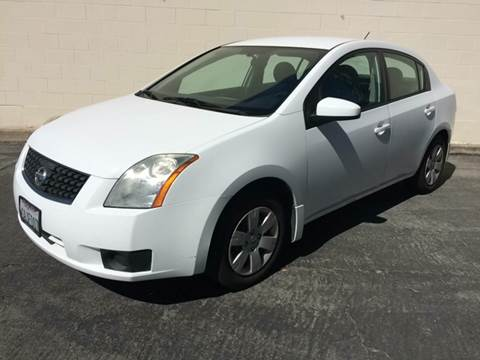 2007 Nissan Sentra for sale at Khodas Cars in Gilroy CA