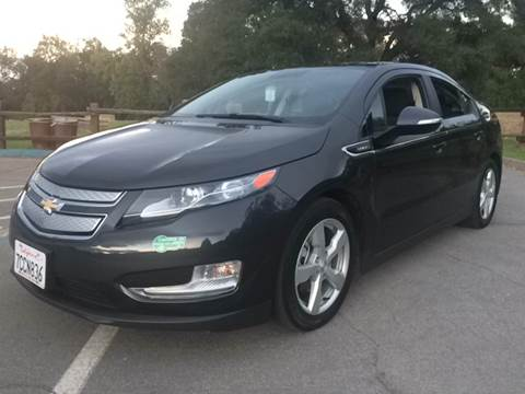 2014 Chevrolet Volt for sale at Khodas Cars in Gilroy CA