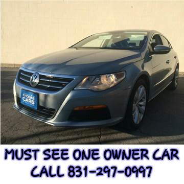 2011 Volkswagen CC for sale at Khodas Cars in Gilroy CA