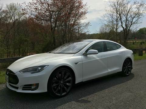 2013 Tesla Model S for sale at Khodas Cars in Gilroy CA