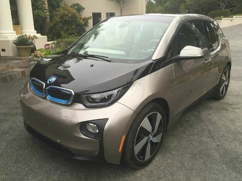 2014 BMW i3 for sale at Khodas Cars in Gilroy CA