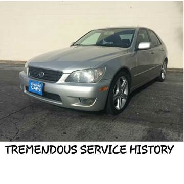 2004 Lexus IS 300 for sale at Khodas Cars in Gilroy CA