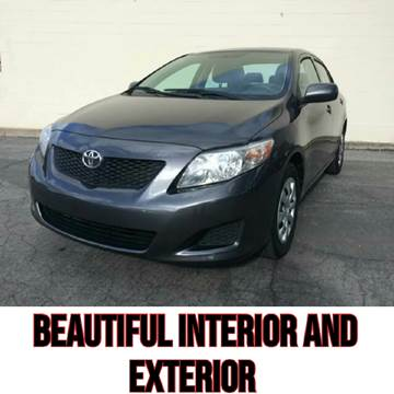 2010 Toyota Corolla for sale at Khodas Cars in Gilroy CA