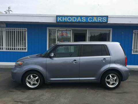 2010 Scion xB for sale at Khodas Cars in Gilroy CA