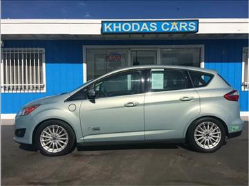 2013 Ford C-MAX Energi for sale at Khodas Cars in Gilroy CA