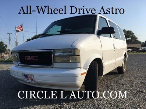 2005 GMC Safari for sale in Stuttgart, AR