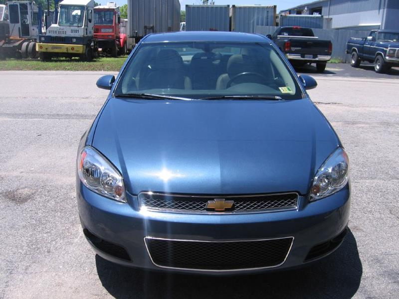 2006 Chevrolet Impala SS 4dr Sedan   Suffolk VA