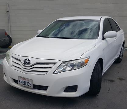 2011 Toyota Camry for sale in Pomona CA