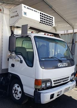 2000 Isuzu NPR for sale in Pomona CA