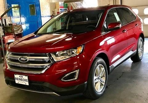 2017 Ford Edge for sale in Schuyler, NE