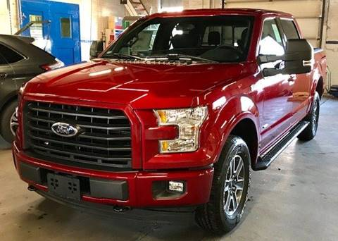 2017 Ford F-150 for sale in Schuyler, NE