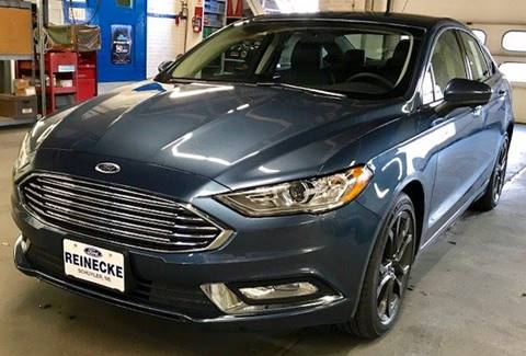 2018 Ford Fusion for sale in Schuyler, NE